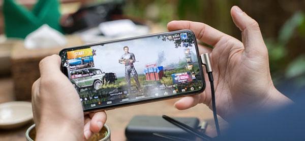 mobile gaming screen refresh rate