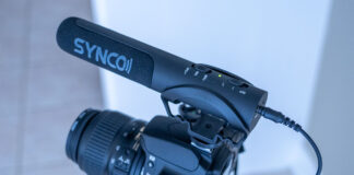 synco m3 mic review unboxing cardiod mic
