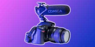 comica v30 lite mic review