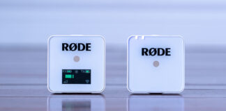 Rode Wireless GO Mic System