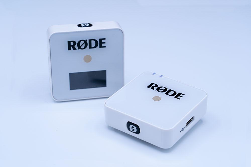 Rode Wireless GO Transmitter & Receiver Units