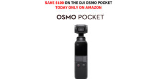 buy the dji osmo pocket on sale