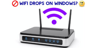 how to fix wifi issue on laptop desktop windows